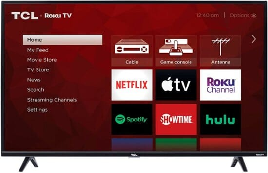TCL 4 Series 55-inch Smart TV