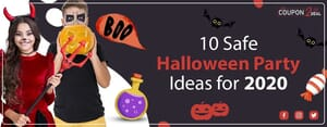 10 Safe Halloween Party Ideas for 2020