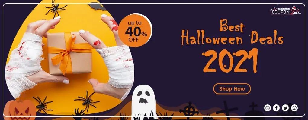 Halloween Deals 2021