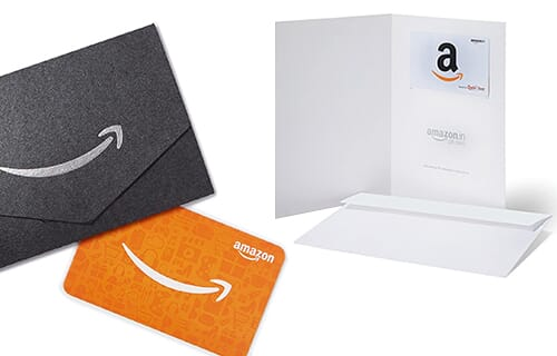 Amazon Holiday Cards